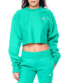 Champion reverse weave cropped cut off crew