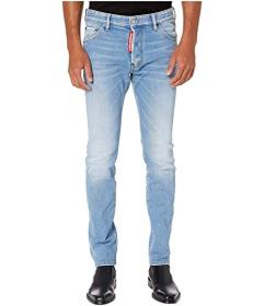 DSQUARED2 Light Weird Super Fade Wash Cool Guy Jea