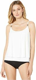 MICHAEL Michael Kors Iconic Solids Double Layer Ta