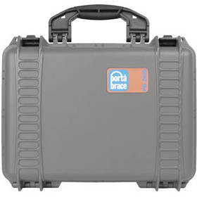 Porta Brace PB-2400FP Hard Case with Foam (Silver