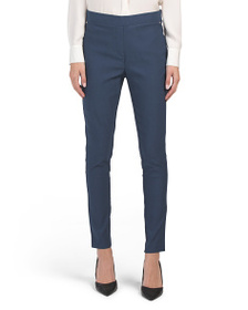 JONES NEW YORK SIGNATURE Faux Pocket Pants