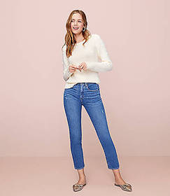 Pearlized Sweater