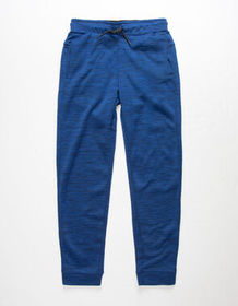 HOLLYWOOD Honeycomb Royal Blue Boys Jogger Pants_
