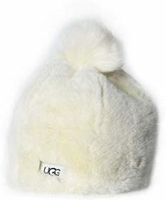 UGG Kids Faux Fur Beanie with Pom Hat (Toddler/Lit