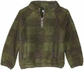 Splendid Littles Novelty Sherpa Pullover (Toddler/
