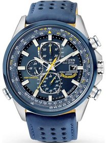 Citizen Men's Eco-Drive Blue Angels Chronograph At