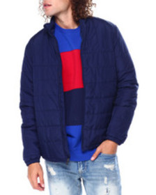Chaps quilted packable jacket