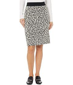Jones New York Cheetah Skirt