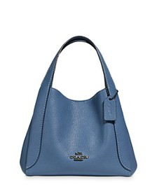 COACH - Hadley 21 Leather Hobo