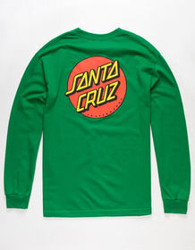 SANTA CRUZ Classic Dot Mens T-Shirt_