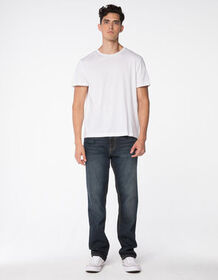 RSQ Brooklyn Relaxed Taper Rebel Mens Jeans_