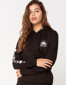 ROXY Cute and Beachy Womens Hoodie_