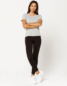FULL TILT High Waisted Tech Womens Leggings_