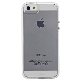 Case-Mate iPhone 5/5s/SE Clear Naked Tough Cases