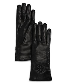 Tory Burch - Miller Leather Gloves