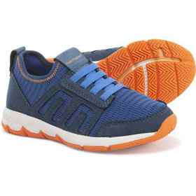 Hush Puppies Blue Zeke TS Field AC Sneakers (For B