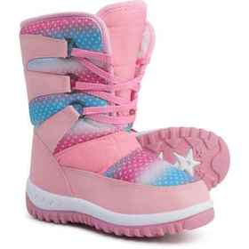 Rugged Bear Multicolor Snow Boots (For Girls) in M