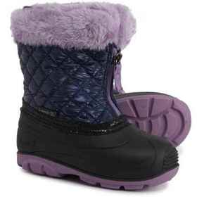 Kamik Fluffball Pac Boots - Waterproof (For Toddle