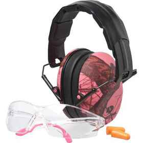 Mossy Oak Lula Shooters Protection Combo in Pink