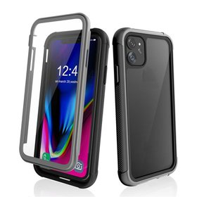 iPhone 11 Case, Clear Full Body Heavy Duty Protect