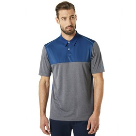 Oakley Polo Shirt Short Sleeve Color Block - Athle