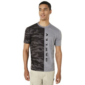Oakley Camou Half Vertical Short Sleeve - Athletic