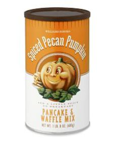 Williams Sonoma Spiced Pecan Pumpkin Pancake & Waf