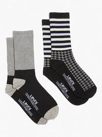 Levi's Levi's® Regular Cut Socks (2 Pack)