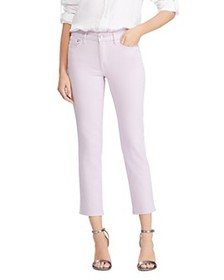 Ralph Lauren - Straight Ankle Jeans in Pearl Laven