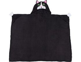 Comfy Critters Cat Wearable Stuffed Animal