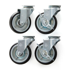 Crate Barrel Set of 4 Casters for Sheridan Kitchen