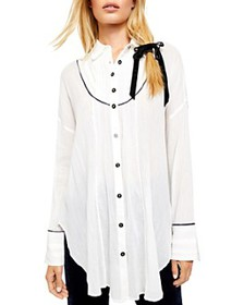 Free People - Amore Amore Piped Tunic