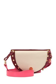 See By Chloe Colorful Grommet Crossbody Bag