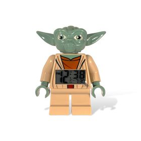 Lego LEGO® Star Wars™ Yoda Minifigure Clock