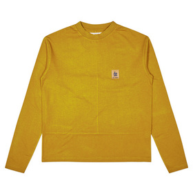 Oakley Patch Long Sleeve Tee Osr - Mustard