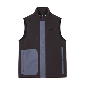 Oakley Puffer Vest Osr - Dark Brown