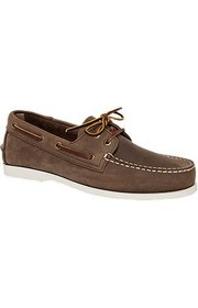 Jos Bank Joseph Abboud Nubuck Boat Shoes CLEARANCE