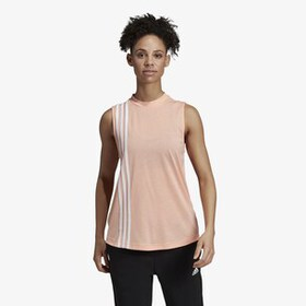 adidas Athletics Must Have 3 Stripe Muscle Tank
