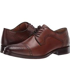 Johnston & Murphy Halford Cap Toe