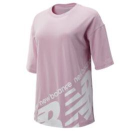 New balance Women's NB Athletics Boyfriend Tee