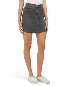 J BRAND Made In Usa Lyla Mini Skirt