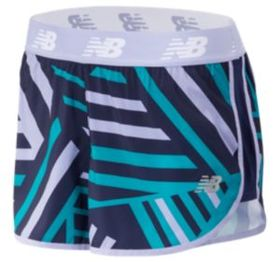 New balance Women's Printed Accelerate 2.5 Inch Sh