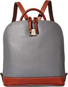 Dooney & Bourke Pebble Zip Pod Backpack