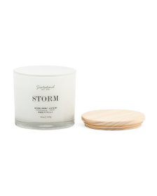 SCENTSATIONAL Made In Usa 26oz Storm Candle