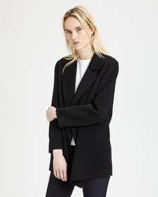 Double-Faced Clairene Jacket