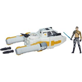 "Star Wars Rebels 3.75"" Vehicle Y-Wing Scout Bomber"