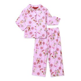 Rudolph the Red-Nosed Reindeer Coat Style Pajamas,