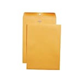 Staples Clasp & Moistenable Glue Catalog Envelopes
