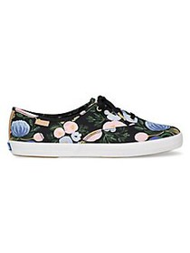 Keds Rifle Paper Co x Keds Champion Floral Sneaker