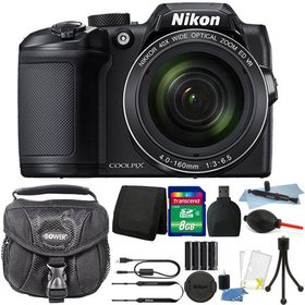 Nikon Coolpix B500 16MP Point and Shoot Camera wit